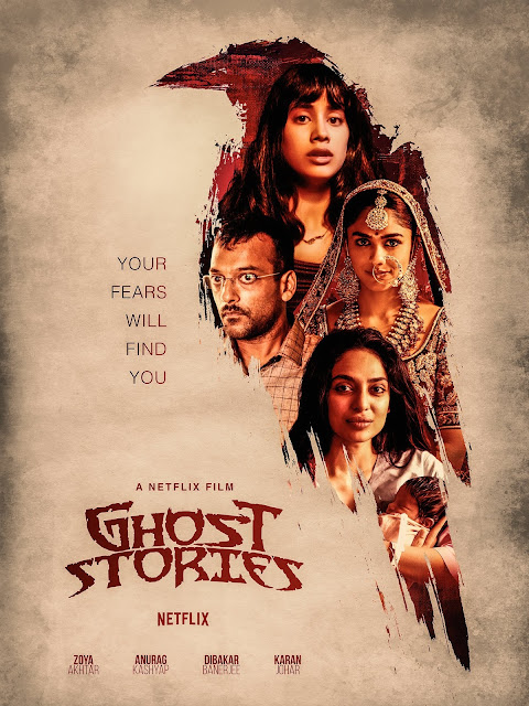 Ghost Stories 2020 Full Movie 720p HDRip Download