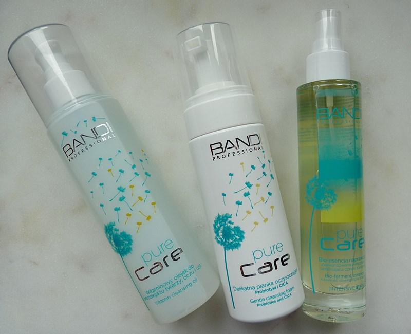 Bandi Pure Care idealny demakijaż wieczorową porą