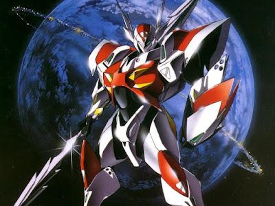 Tutti i robot giapponesi degli anime parte vi 1990 1995