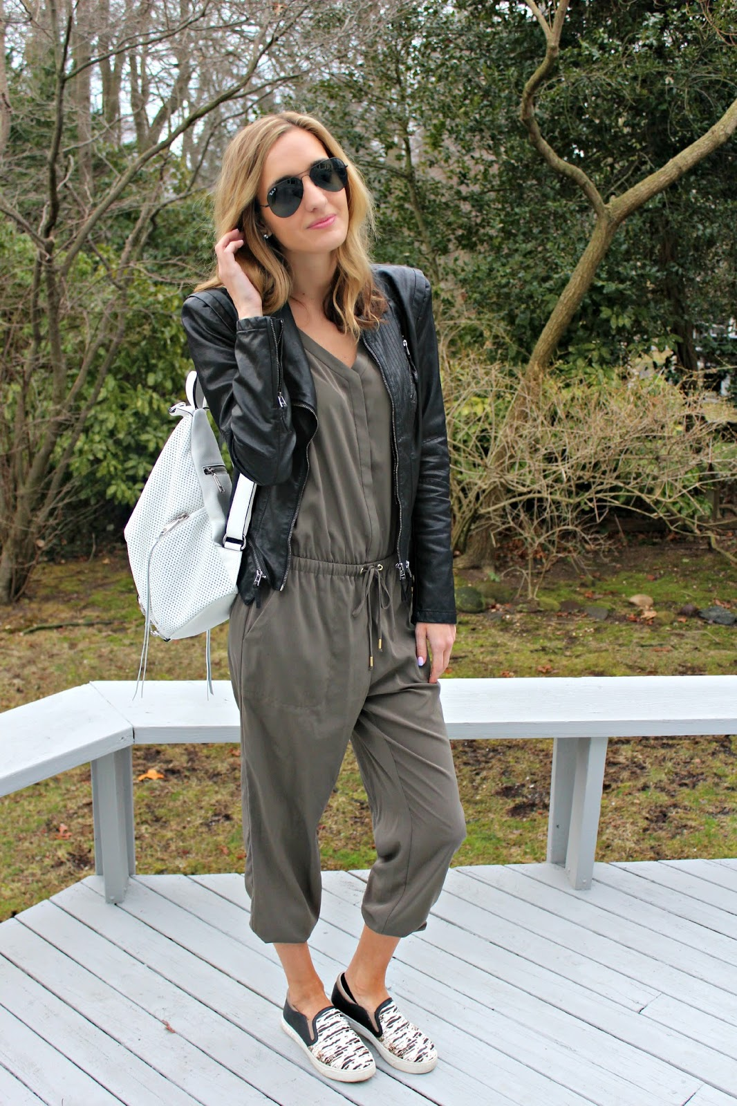 green express jumpsuit