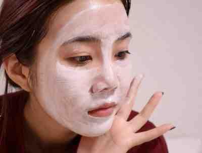وصفة كورية لتصفية الوجه