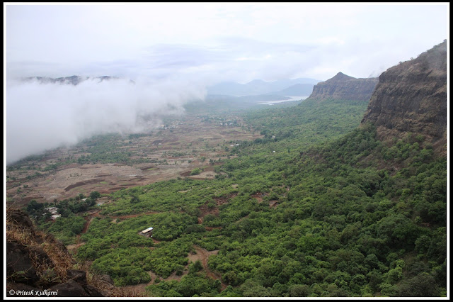 View From Ghangad