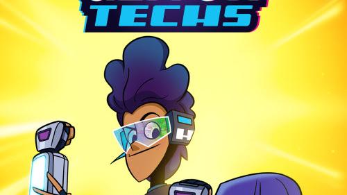 Glitch Techs [Temporada 1] [Castellano] [09/09] Descarga Mediafire