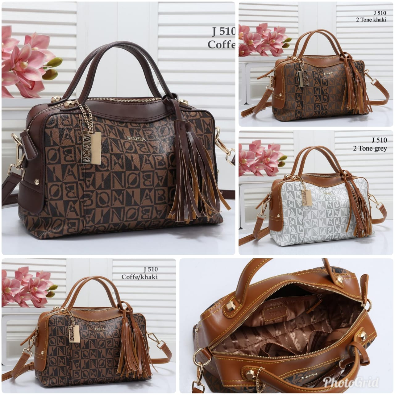 Kode GI 011 : BONIA Speedy Bag  510#B304