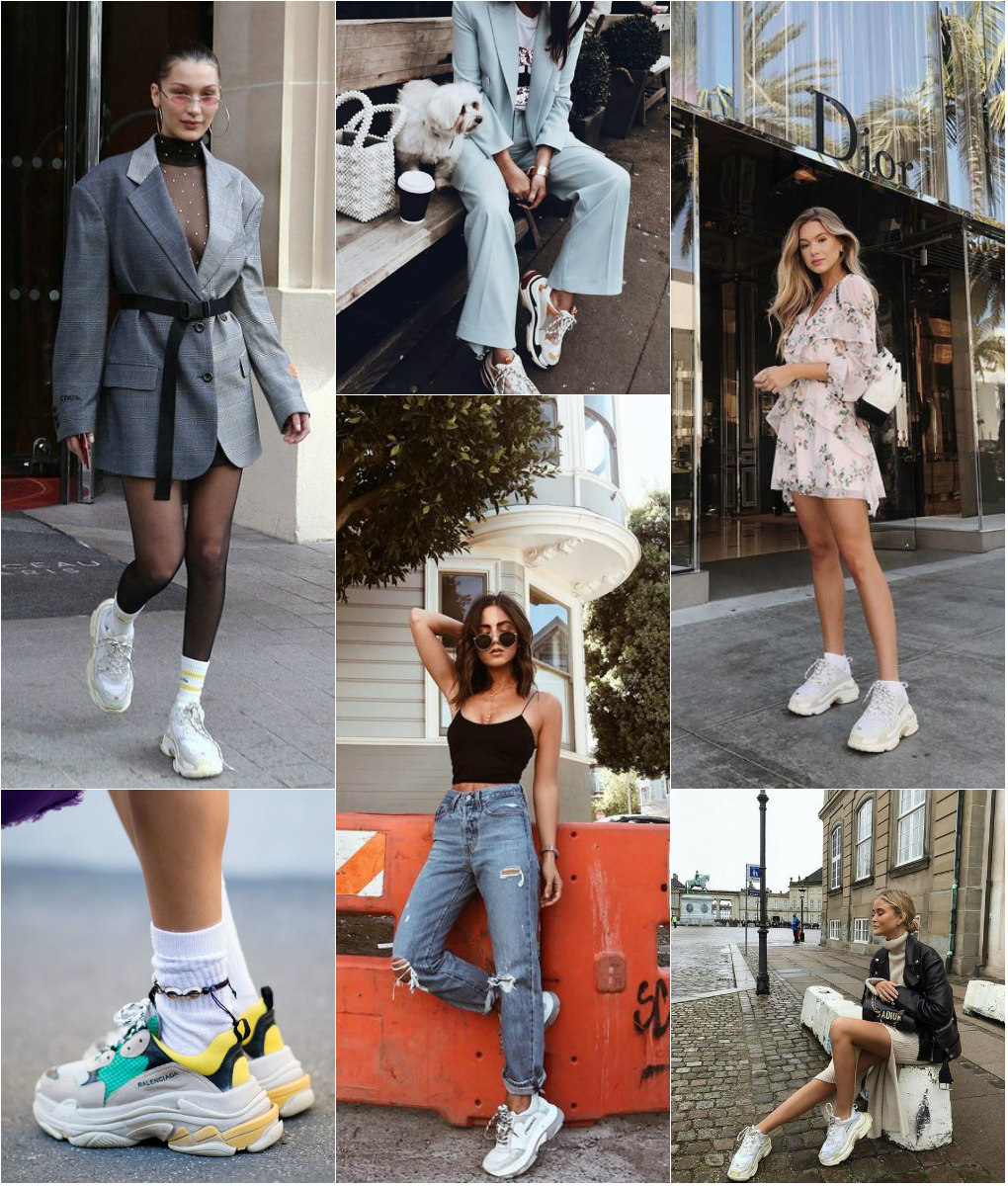 Ugly Sneaker Trend Is Here to Stay | Simply Nancy