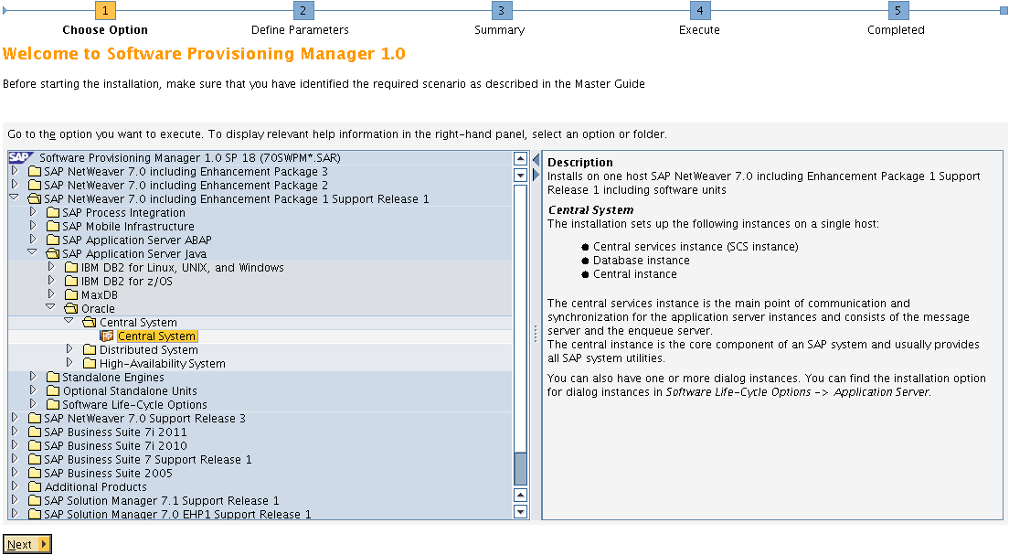 installation of sap netweaver 7 0 ehp1 java sap4admin rh sap4admin blogspot com Confirm Java Installation 64-Bit Java Installation