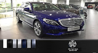 Mercedes C250 Exclusive 2018 màu Xanh Brilliant 896