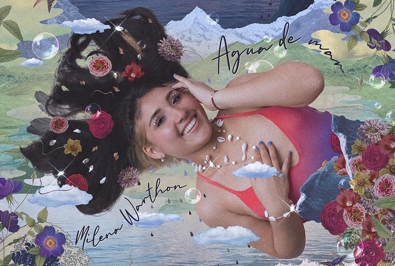 Milena Warthon | Agua de Mar es el nuevo tema musical de la cantante peruana