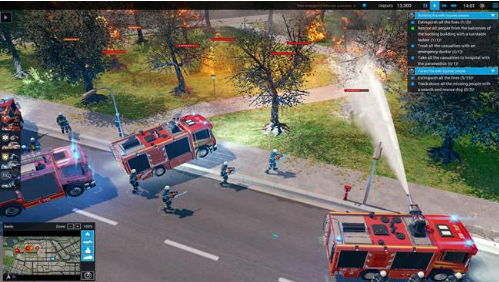 Emergency 2017 PC Game Free Download Full Version