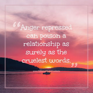 Anger quotes for friends