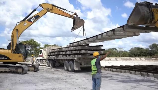 AMLO supervisará avances del Tren Maya este fin de semana