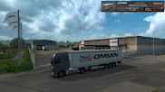 ets 2 turkish companies screenshots 14, omsan lojistik