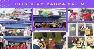 Lowongan Kerja Dokter Klinik AZ-Zahra Salim Sukabumi