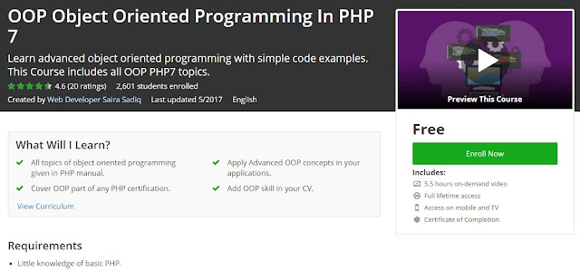 OOP-Object-Oriented-Programming-In-PHP-7