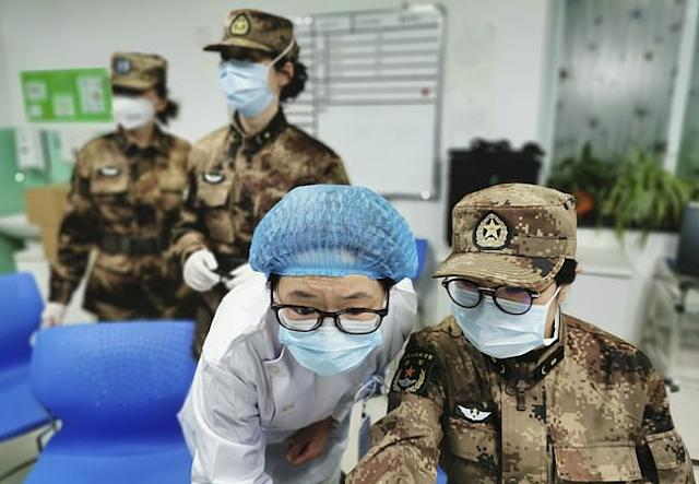covid 19 vaccine, covid 19, coronavirus vaccine, coronavirus, china terminator of ebola, china coronavirus vaccine