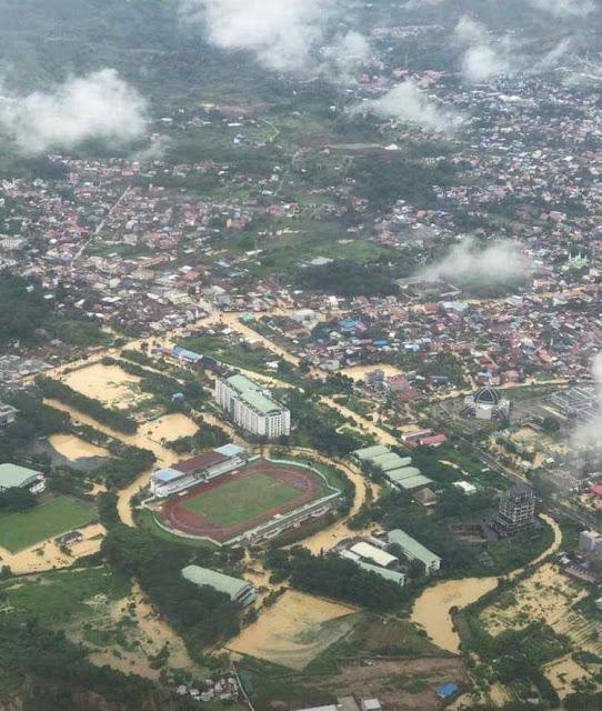 Komisi V Minta Wali Kota Kaji Ulang Tata Ruang Pengendalian Banjir di Samarinda
