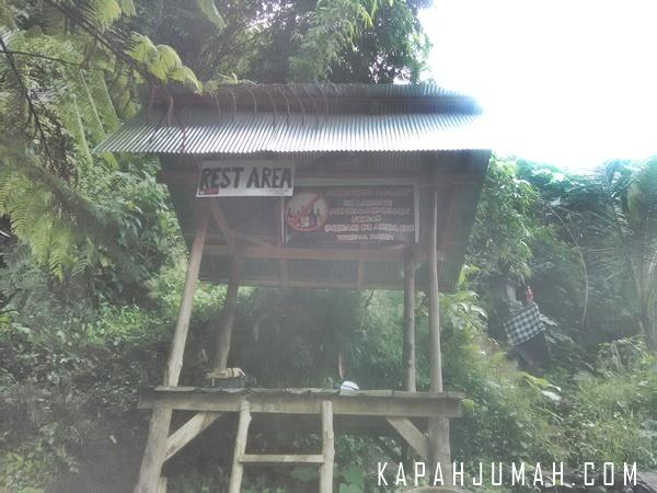 Air Terjun Jembong di Ambengan, Buleleng