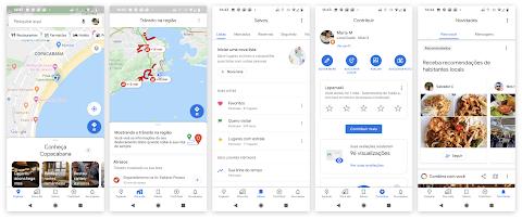 NEWS | Google Maps faz 15 anos com novo visual e navegação ainda mais acessível