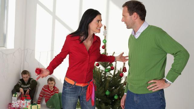 Як уникнути сімейних конфліктів перед Новим роком
