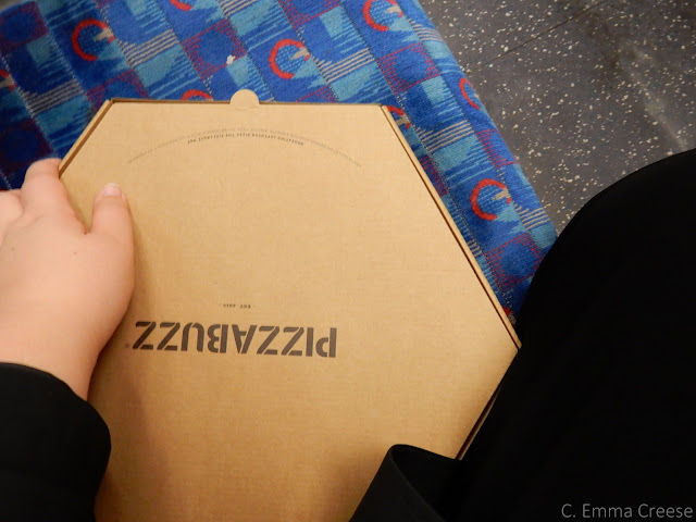 PizzaBuzz Moorgate Old Street Adventures of a London Kiwi