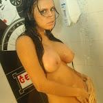 Andrea Rincon, Selena Spice Galeria 11 : Lycra Verde Foto 99