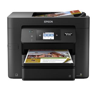 Epson WorkForce Pro WF-4730 Drivers Download
