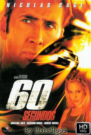 60 Segundos [2000] [Latino-Ingles] HD 1080P [Google Drive] GloboTV