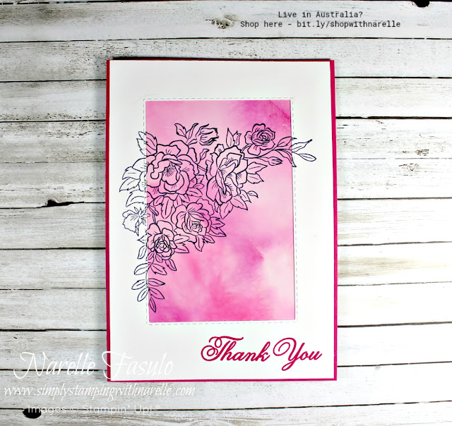 Create gorgeous cards so easily with all our wonderful supplies. See the full range here - http://bit.ly/shopwithnarelle