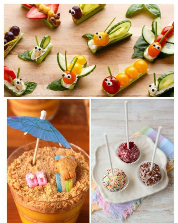 40 cute and delicious mini food treat recipes for kids