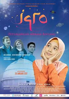 Iqro: Petualangan Meraih Bintang ( 2017 )