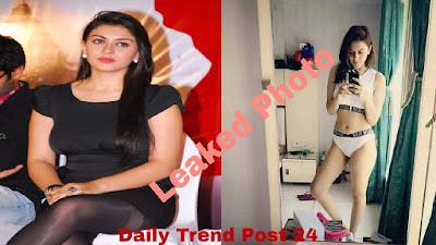 South Actress Hansika Motwani Bikini Photos Are Going Viral on Internet | Hansika Motwani Hot Photos