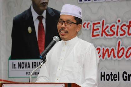 Usamah El Madny: Ureueng Rabithah Beu Aktif Dakwah Bak Media