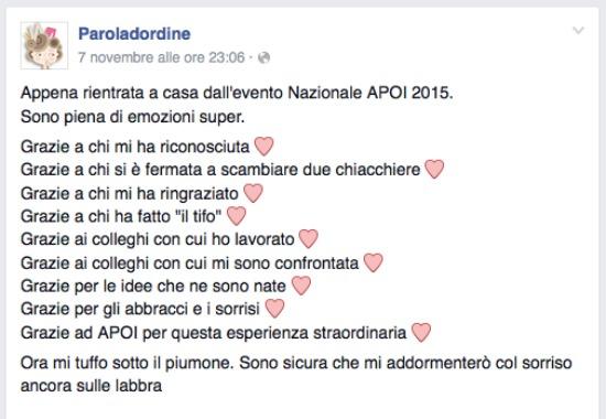 paroladordine-eventoapoi2015-grazie