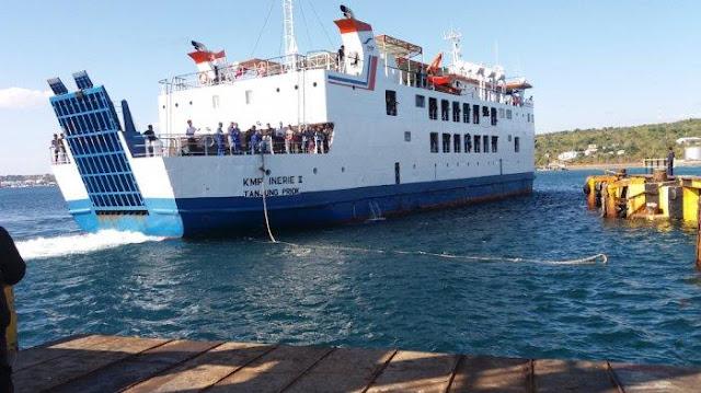 Di Kupang ada Pelabuhan Rasa Akuarium