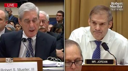 Jim Jordan nails Mueller on instigator of Russia probe