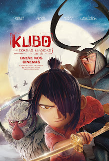 KUBO E AS CORDAS MAGICAS - 2016