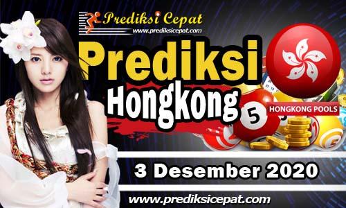 Prediksi Jitu HK 3 Desember 2020