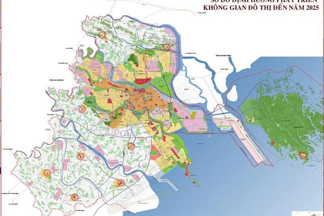 quy hoạch thành phố Hải Phòng