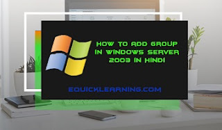 how-to-add-group-in-windows-server-2003
