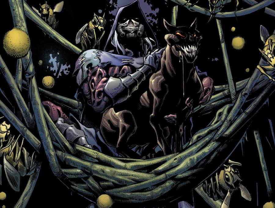 shredded man marvel comics