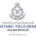 Permohonan Jawatan Kosong Konstabel Polis Gred YA1 - Lelaki Sahaja
