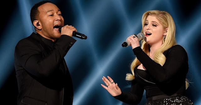 Video: Meghan Trainor - Like I'm Gonna Lose You (Con John Legend)
