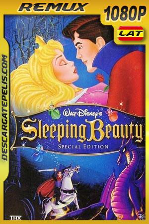 La bella durmiente (1959) 1080p BDRemux Latino – Ingles