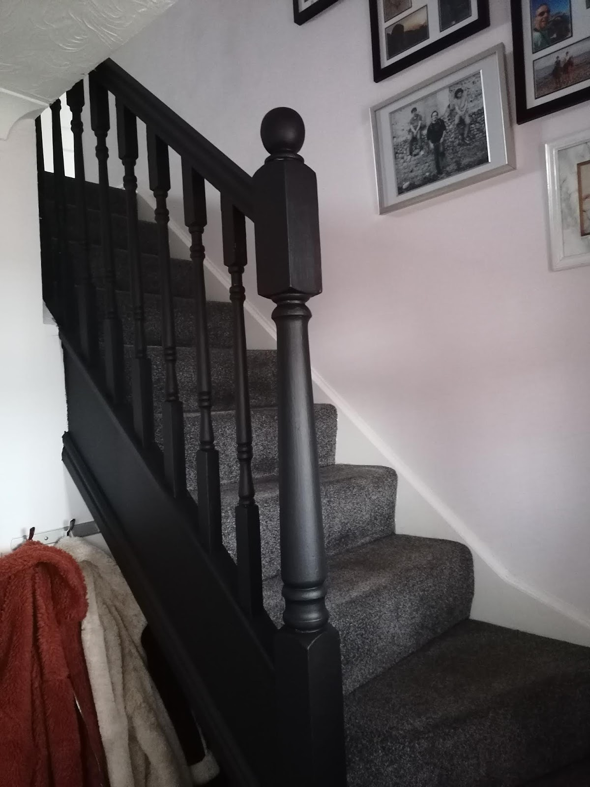 Frenchic paint loof painted stairs
