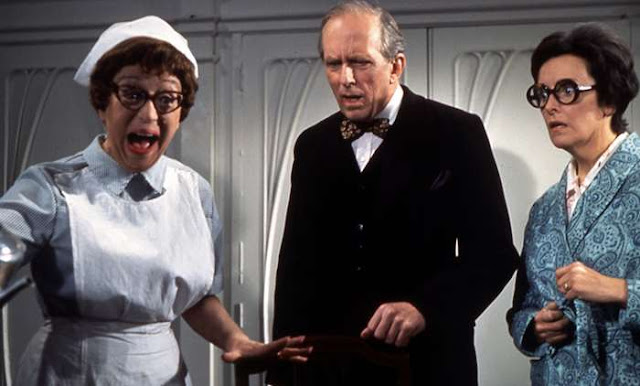 Thora Hird, Brian Oulton and Diana King