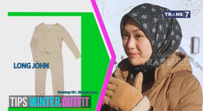 Beauty of Nada Indah Puspita, Fashion Blogger Sukses