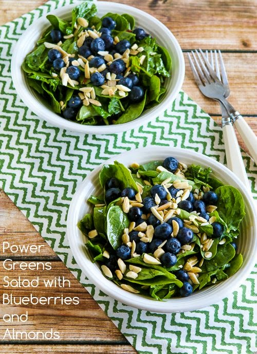 Paleo Berry Blend Salad