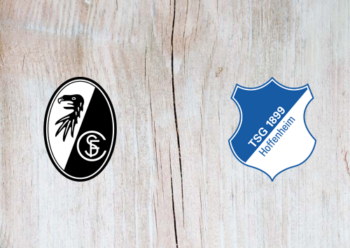Freiburg vs Hoffenheim -Highlights 8 February 2020