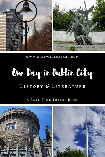 One Day in Dublin City Itinerary: History and Literature