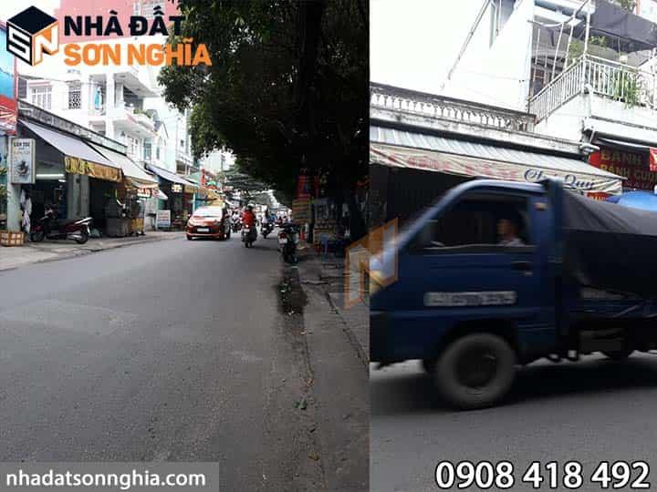 Bán nhà mặt tiền Nguyễn Văn Khối phường 11 Gò Vấp
